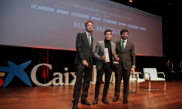 Marquez lett az év sportolója Katalóniában