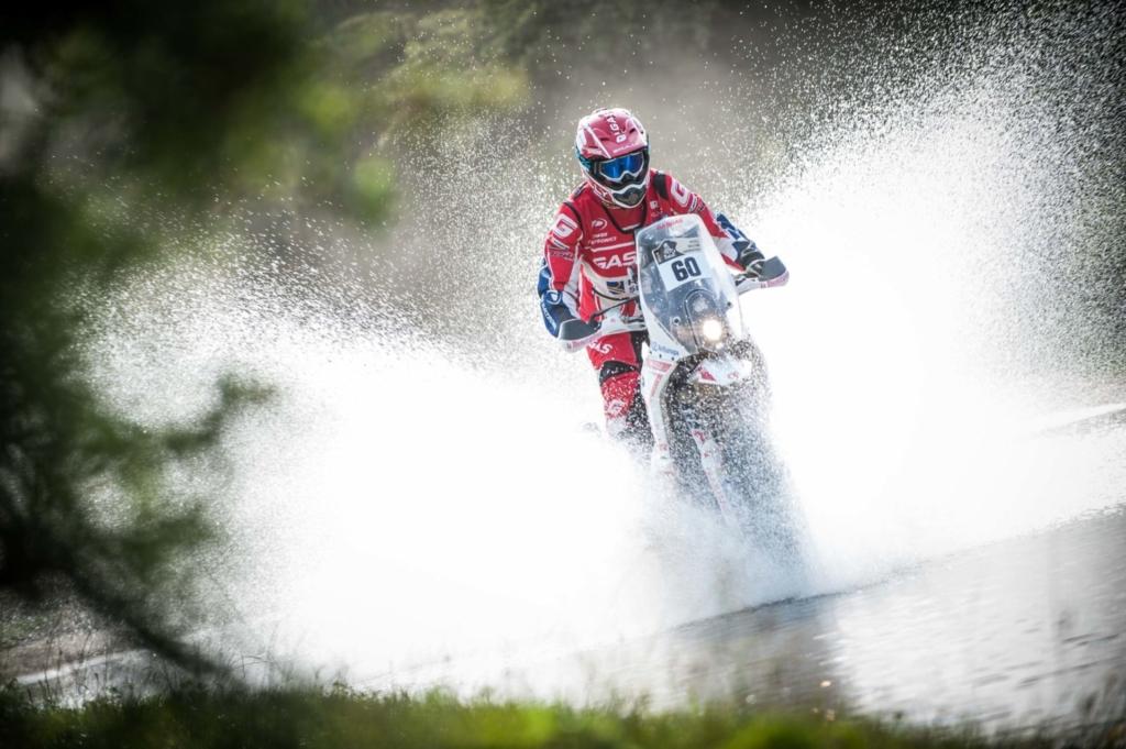 Szenzációs teljesítménnyel zárt a GasGas Rally Team a 2018-as Dakaron