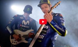 Rossi és Vinales mint zenész?