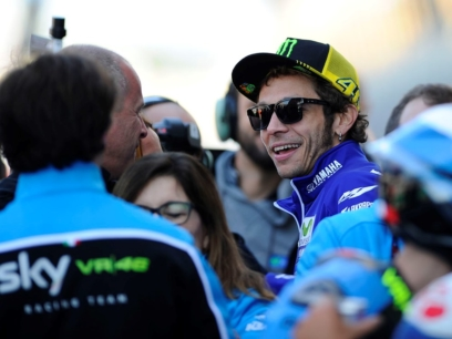Rossi: 2019 versenyzés , 2020 csapatvezetés?
