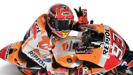 Marc Marquez hosszabbít a Honda Repsol csapatával