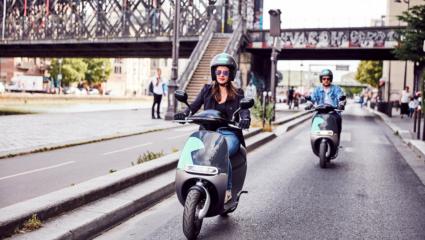 Közösségi városi motorozás?
