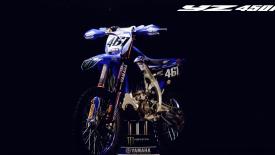 2018 Monster Energy Yamaha - MXGP YZ450FM