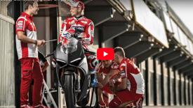 Ducati Panigale V4 teszt