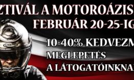Fesztivál a MotorOázisban!