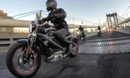 Elektromos Harley 2019-től