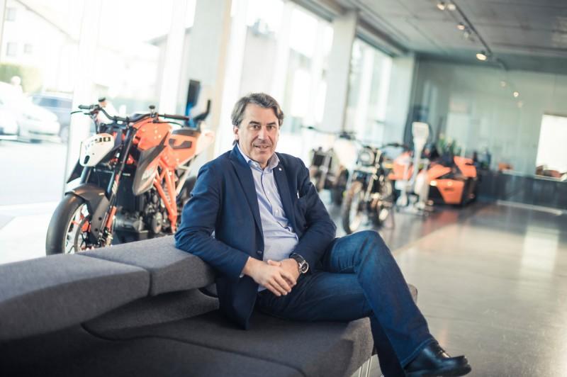 Interjú Stefan Piererrel