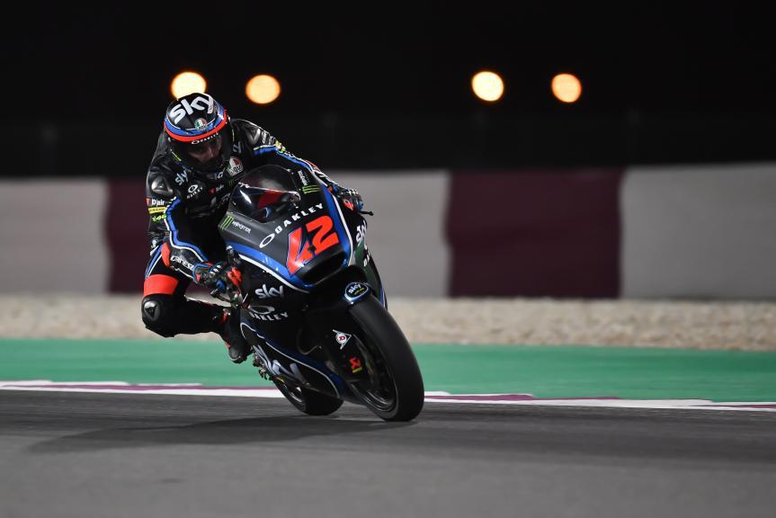 Francesco Bagnaia első győzelme a Moto2-ben
