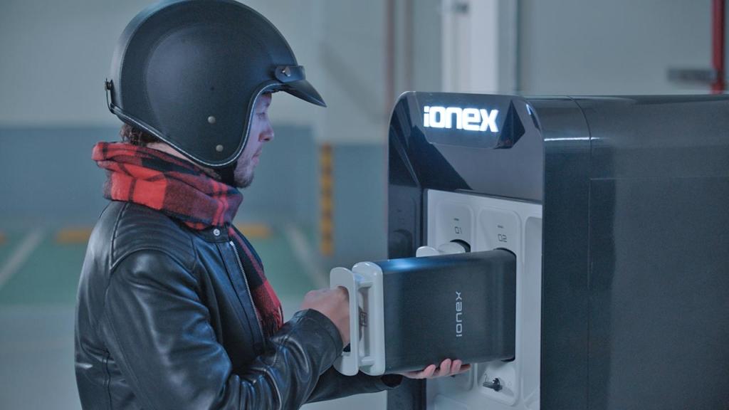 Kymco Ionex