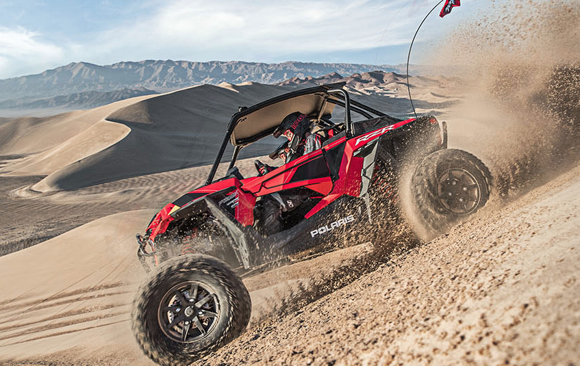 Polaris RZR XP Turbo S 2018