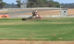 Troy Bayliss elesett