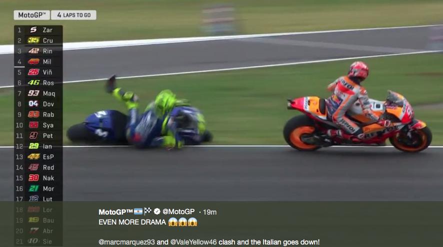 MotoGP - Argentina