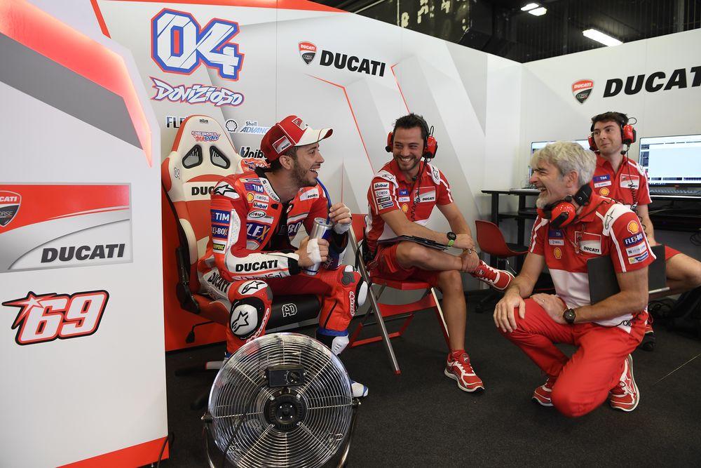 Dovizioso elutasította a Ducati ajánlatát