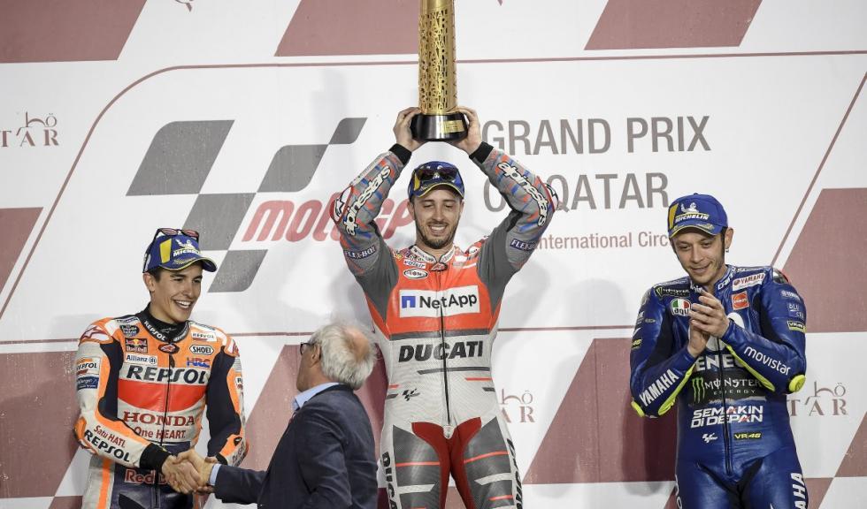 Dovi - 6 millió eurót kínál évente a Ducati