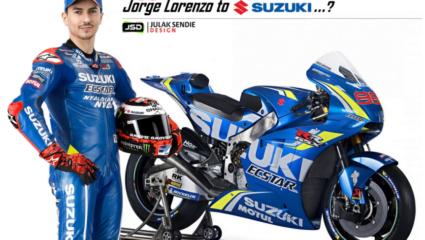 A Suzuki szívesen biztosítana helyett Lorenzo számára