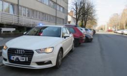 Fedett autókból mérnek a rendőrök