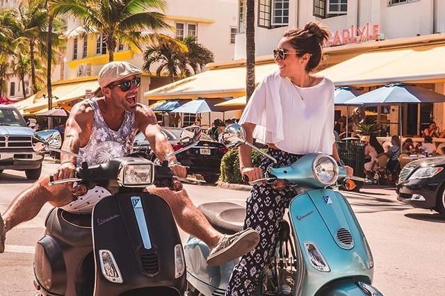 Kitiltják a Vespa márkát Miami utcáiról