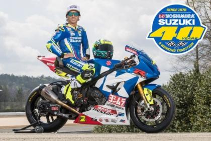 Suzuki és Yoshimura