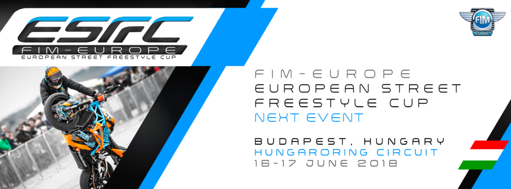 European Street Freestyle Cup - Hungary, Budapest