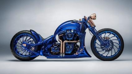 Bünderbike – a világ legdrágább motorkerékpárja
