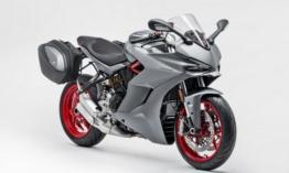 Új színt kapott a Ducati SuperSport