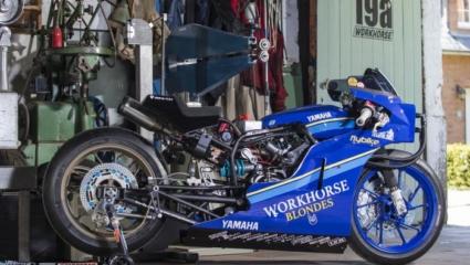 XSR700  - Workhorse Speed Shop