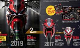 Új Honda CBR1000RR?