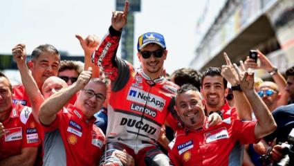 Lorenzo behúzhatja a Katalán Nagydíjat is