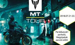 Yamaha MT Tour