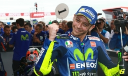 "Valentino Rossi: ""Assen fantasztikus pálya, de ..."""