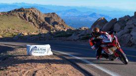 Milyen egy Pikes Peak verseny belülről?