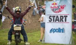 Ismét megrendezték a Red Bull Epic Rise versenyt