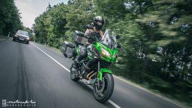 Kawasaki Versys 650 - Teszt: Felokosítva