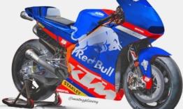 Toro Rosso színekben pompázna a Tech3 KTM
