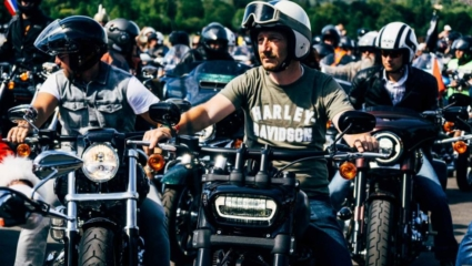 115 éves a Harley-Davidson