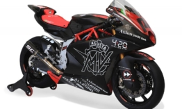 Az MV Agusta Moto2 életre kel