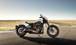 A Harley-Davidson bemutatja az új FXDR 114-et