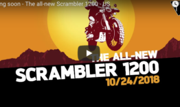 Új Triumph Scrambler 1200