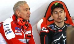 Lorenzót siratja a Ducati