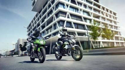 Kawasaki Ninja 125 és Z125 2019
