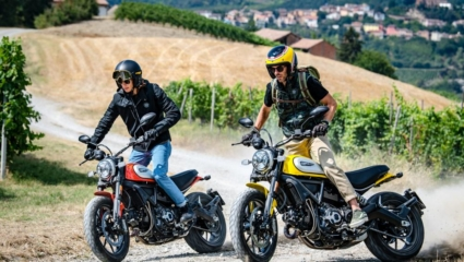 Megújult a Ducati Scrambler Icon