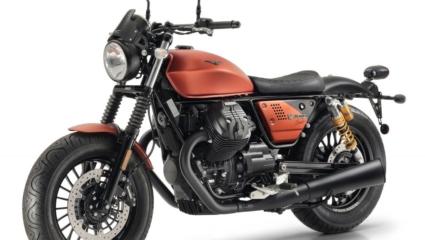 Új Moto Guzzi V9 Bobber Sport 2019