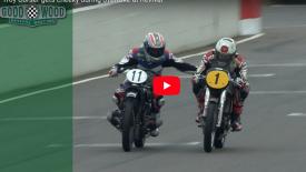 Troy Corser veterán motoron is hozta a formáját - videó