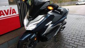 Teszt : Honda Forza 300 - 2018
