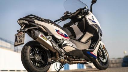 Új BMW C 650 Motorsport
