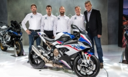 A HRC és  BMW is a Kawasaki skalpját akarja az SBK-ban.
