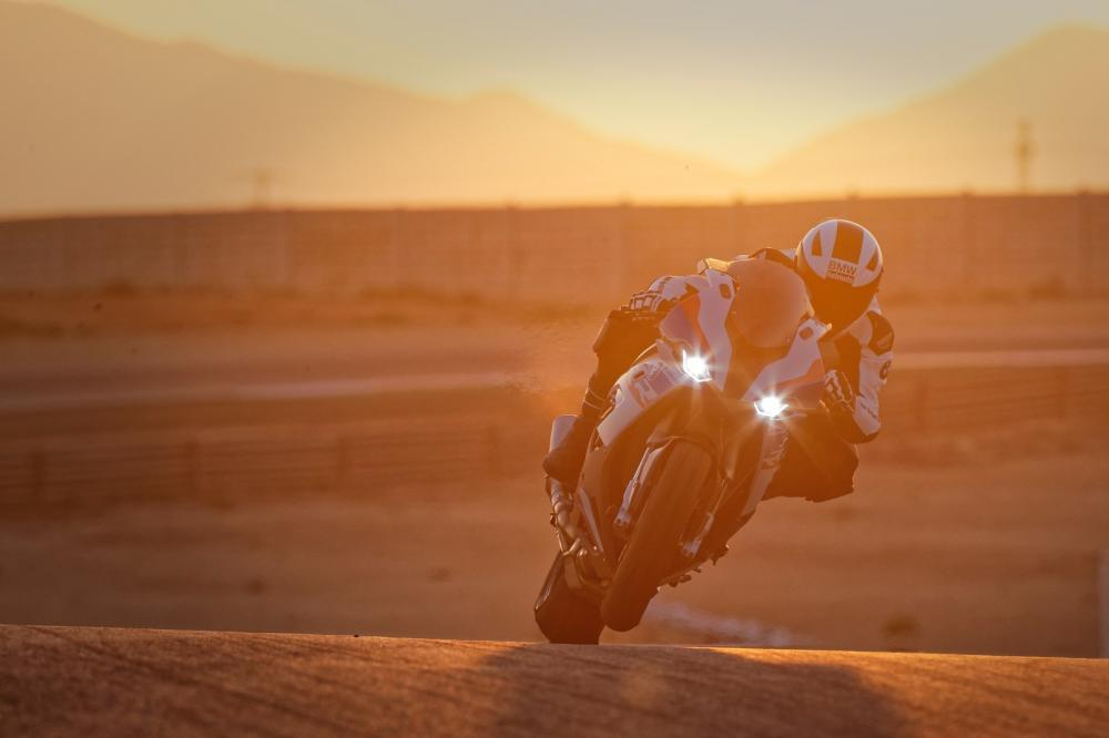 """BMW S 1000 RR M """"packet"""""""
