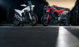 Honda CB125X és CB125M
