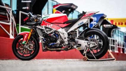 Itt a lehetőség, hogy Superbike motort vegyen magának az ember