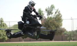 Dubai rendőrsége bevezeti a repülő motort